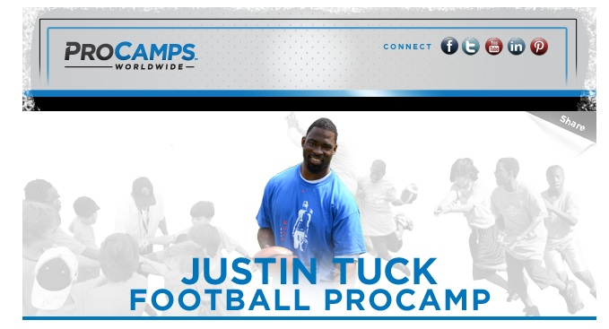 justin tuck. screenshot 2013.use