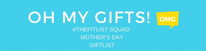 fitlist mothers day gift banner